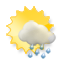 Weather development Tuesday 31.05 | 13° / 22°