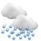 Das Wetter heute Montag 26.10