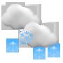 Wetter Entwicklung Montag 22.01